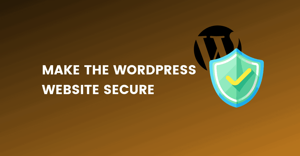 make wordpress website secure