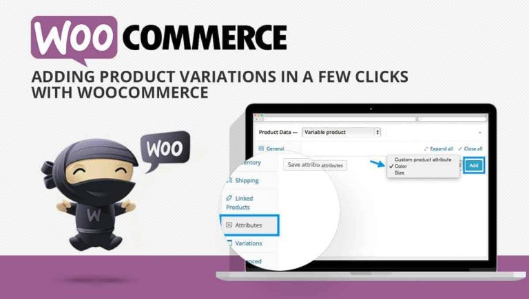woocommerce Add Product variations in bulk