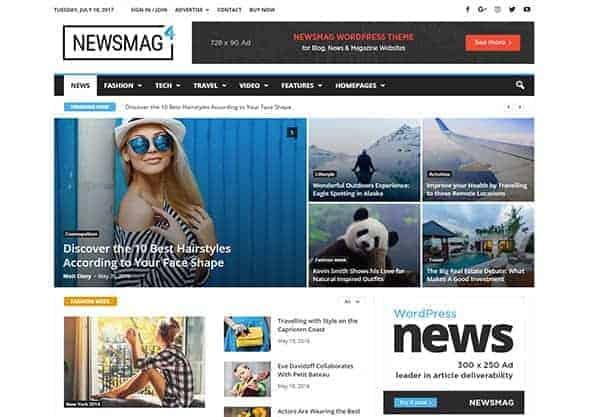 28+ Best WordPress News Themes 2