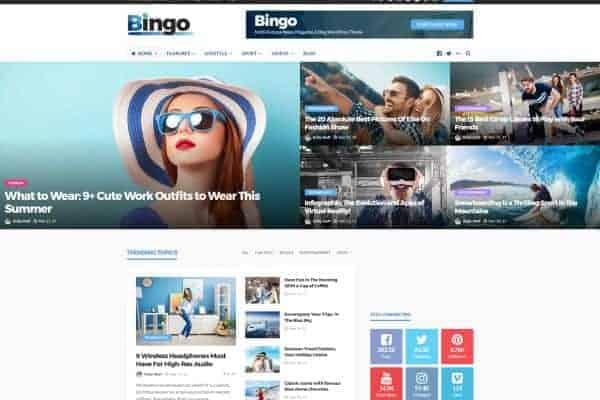 28+ Best WordPress News Themes 5