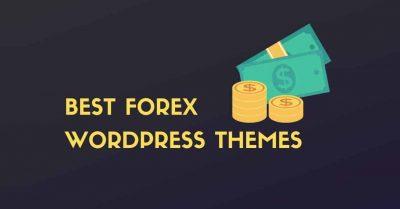 best forex wordpress themes