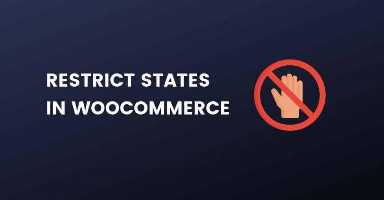 block certain states in woocommerce