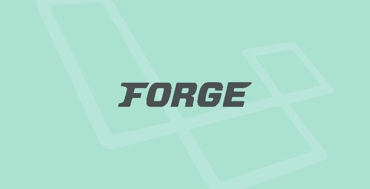 laravel forge