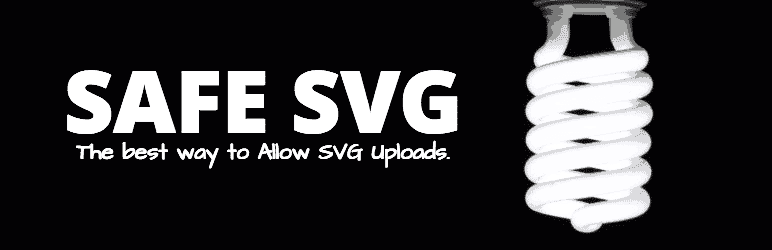 safe svg plugin