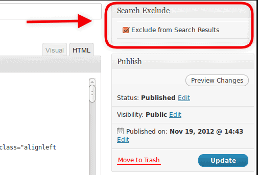 search exclude image
