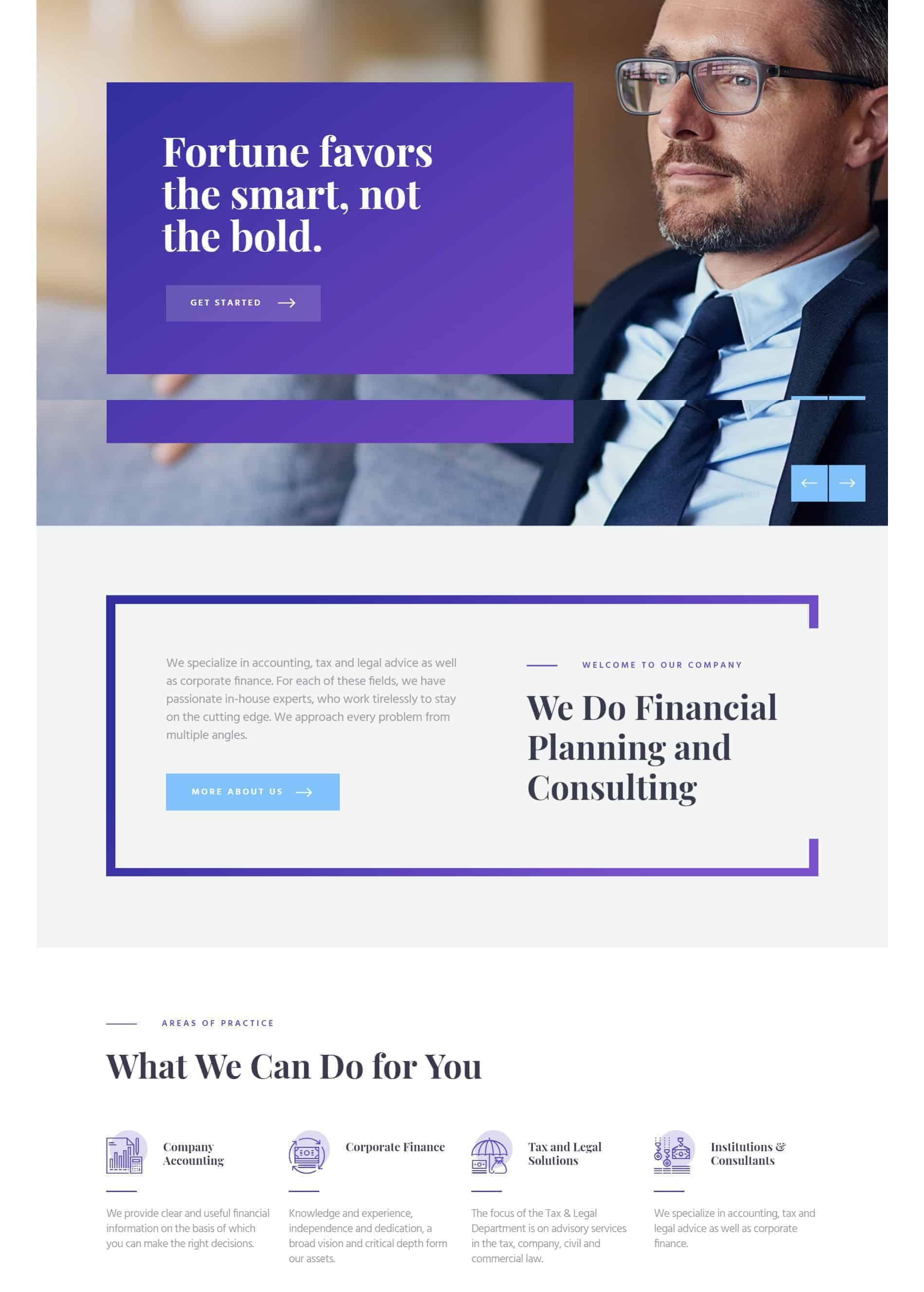 wealthco wordpress theme