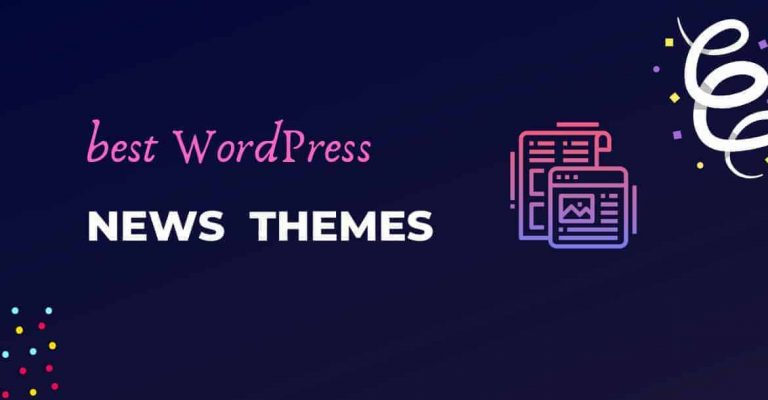 wordpress news themes